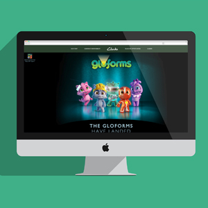 Kraken Creative Digital Services - Clarks Gloforms