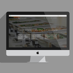 Windsor Catering - new website, web design