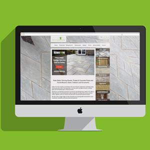 Slabs R Us - Responsive web design